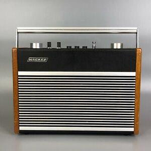 HACKER HUNTER Model RP38A Vintage 1970s Portable Radio FM-AM