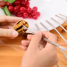 Crab Lobster Walnut Needle Needle Fruit Fork Seafood Tools 4X Stainless St.ft