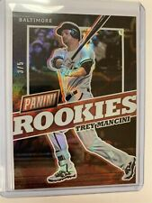 Trey Mancini Panini National Convention 2017 NSCC ROOKIES 3/5