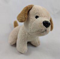 "Aurora Baby Dog Plush Puppy Mini 3"" Barks Sounds Stuffed Animal"