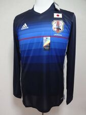 Japan 100% Authentic PI Soccer Jersey 2016/17 Home LS BNWT XO(M-L) adizero Rare