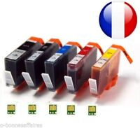 Cartridges Ink Compatible HP 364XL Printer Deskjet Officejet Photosmart PSC