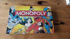 Monopoly édition DC comics neuf sous cello rare français