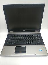 "HP Compaq 6730b 15.4"" Computadora Portátil Core 2 Duo 3GB Ram 250GB HDD Windows 7 Cámara web L58"