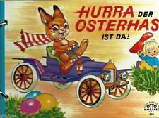 Hurra der Osterhas' ist da! Bilderbuch Hasenschule Ostereier Bemalen Verstecken