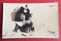 CPA. Artiste Elise DE VERE. Théâtre Marigny. Reutlinger. 1904.