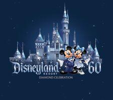 Disneyland 60th Anniversary Celebration DVD + More Disney World Mickey Mouse CD