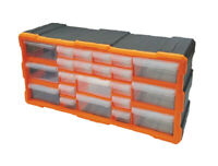 ***SALE*** 22 Drawer Plastic Tool / Storage Organiser Ideal for Crafts & DIY