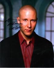 Michael Rosenbaum Smallville Lex Luthor Signed Authentic Autographed 8x10