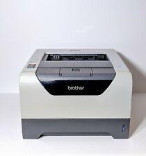 Brother HL-5370DW Monochrome Duplex Wireless Laser Printer *Drum 98% Life*