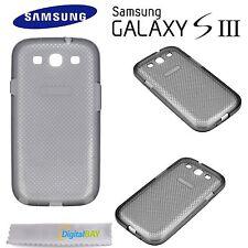 Custodia cover originale Samsung EF-AI930B NERO per Galaxy S3 i9300 + batteria