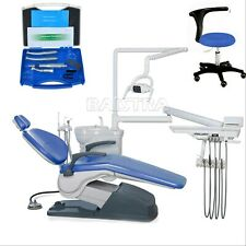 Dental Chair Hard Leather Computer Controlled TJ2688-A1 +High &Low Handpiece Kit