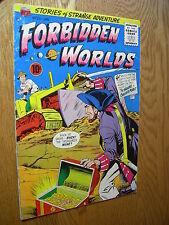 Forbidden Worlds #50 G+ The treasure's Mine