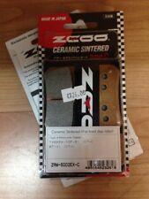 ZCOO Yamaha R1 2007 - 2014 pastiglie racing 2 coppie 2 disk brake pads