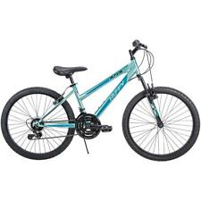 "HUFFY ALPINE 24"" WOMEN'S MOUNTAIN BIKE"