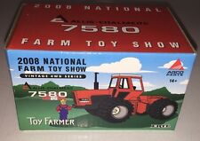ERTL Toy Farmer National Farm Toy Show 2008 Allis-Chalmers 7580 4WD 1/32