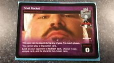 WWE Raw Deal: Ultra Rare Pre-Match, 142/181 v 13.0 Snot Rocket