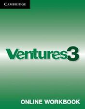 Ventures: Ventures Level 3 Online Workbook (Standalone for Students) by...