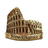 Roma Colosseo Italy 3D Fridge Magnet Tourist Souvenir Home Decor Collection