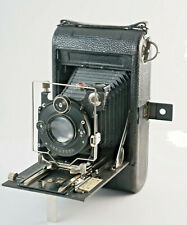Old Plate Camera Compur, Anasticmat Eurynar 1: 4,5, For = 1.3, 5in (7Z2)
