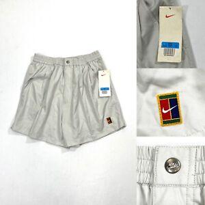 Nike Rare 90s Supreme Court Mens Tennis Shorts - S/M
