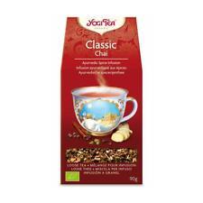 💚 Yogi Tea Biologico Classic Chai Tè allentato 90g