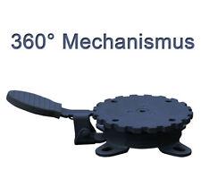 Schwenkfuss STAHL 360° Mechanismus Ampelschirm Sonnenschirm schwenkbar drehbar