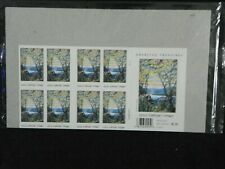 SCOTT #4165 LOUIS COMFORT TIFFANY BOOKLET STAMPS MNH - IN USPS PACKAGE