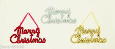 Décorations lumineuses de Noël rouges pour la maison