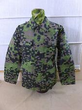 Gr.L WSS Plane tree 3/4 camouflage tunic Tarnjacke Uniform Platane 3/4 Frühjahr