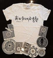 The Awakening Awakened1 T-shirt in White. Brand New! + FREE Sticker Set! Was £20