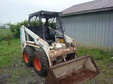Bobcat 641-642 & 643 Skid Steer Workshop Manuale