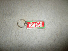 1985 COCA COLA METAL KEY CHAIN