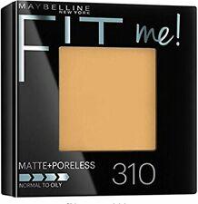 2pcs Maybelline Fit Me Sun Beige Matte Plus Poreless Powder --
