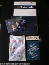British Airways Civil Collectable In-Flight Gifts & Amenity Kits