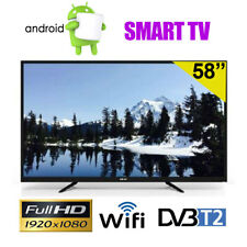 "SMART TV LED 58"" ANDROID AKAI AKTV585T FULL HD DVB-T2 CLASSe A WIFI USB 50556065"