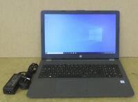 "HP 250 G6 15.6"" Core i7-7500U 2.70GHz 256GB NVMe SSD 8GB Win10 Laptop 2SY44ES"
