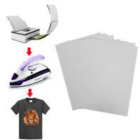 Moda Ropa DIY Tela Hierro en T - shirt Papel de transferencia de calor Pintura