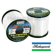 Shakespeare Beta Saltwater Monofilament Fishing Line - Bulk Spools Sea Fishing