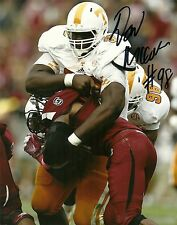 Daniel McCullers Hand Signed Tennessee Volunteers 8X10 Photo W/Coa