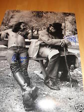 CHEECH & CHONG SIGNED 11x14 PHOTO PROOF!