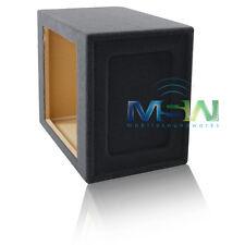 """SEALED 15"""" MDF KICKER® S15L7 S15L5 S15L3 SQUARE SPEAKER SUB WOOFER BOX ENCLOSURE"""