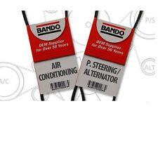 Nissan 350Z BELT KIT(Fits:2003-2006) Bando Air Cond/Steering/Alternator 2 PC