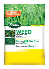 Scotts  Weed Control for Lawns  Granules  14 lb.