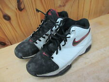 Black, White, Red 2011 Nike Air Vista Pro 2 Sneakers High tops Size 9