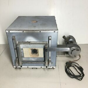 Small Heat Treat Furnace Oven Project.