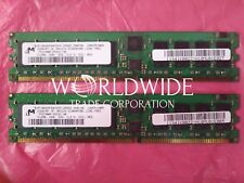 IBM FC 4460 1GB (2x 512MB, 41K0022 ) 333MHz DDR1 SDRAM DIMMs pSeries