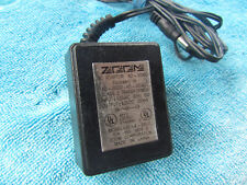 ZOOM AD-0006D POWER SUPPLY ZOOM POWER SUPPLY 9VDC 300 ma  ZOOM POWER SUPPLY