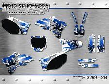 Yamaha YZf 250 450 graphics sticker kit '03- '05