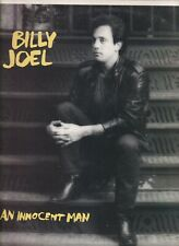 BILLY JOEL an innocent man NEW ZEALAND 1983 EX+   +TEXT INLAY  (LP2834)